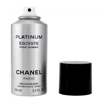 """Парфюмированный Дезодорант, """"Egoiste Platinum pour homme"""", CHANEL, 150 ml"""