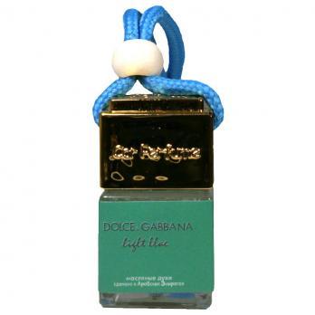 "Автомобильная парфюмерия, ""Light Blue"", D&G, 8ml"