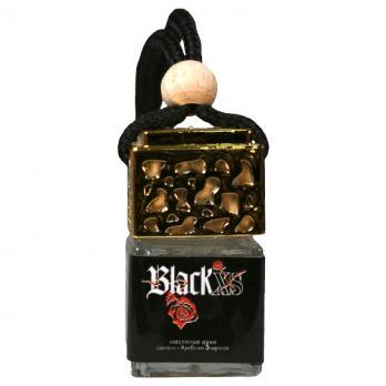 "Автомобильная парфюмерия, ""Black XS"", PACO RABANNE, 8ml"