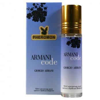 "Духи масляные, ""Armani code"",  GIORGIO ARMANI, 10ml"
